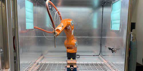 Rocket 3D Printing