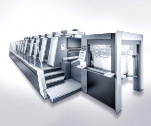 Printing Press Heidelberg Speedmaster 106